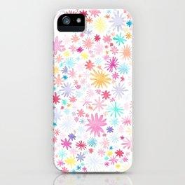 big bloom iPhone Case