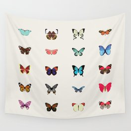 Butterflies Wall Tapestry