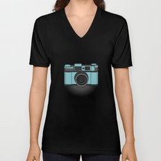 You Don't Take a Photograph... Unisex V-Neck
