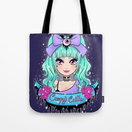Creepy Cutie Tote Bag