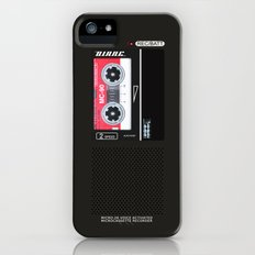 Diane, Dale Cooper's Tape Recorder Case Slim Case iPhone (5, 5s)