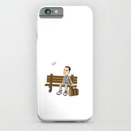 Gump iPhone Case