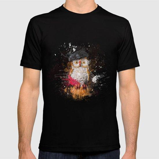 Spain Owl T-shirt