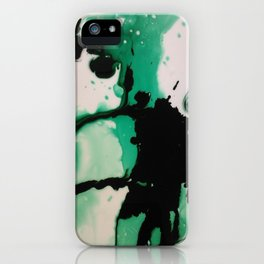 Diffusion (II) Series iPhone Case
