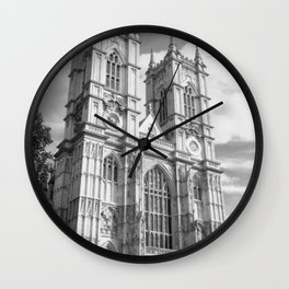 Classic Westminster Abbey of London Wall Clock
