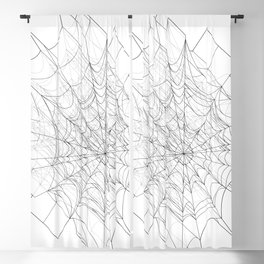 web of lies Blackout Curtain