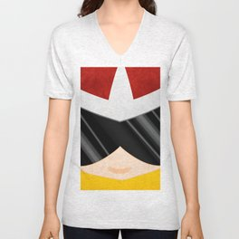 Protoman: Sunglasses at Night Unisex V-Neck