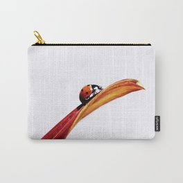 Little Ladybug Carry-All Pouch