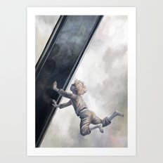 Der Spiegel des Cyprianus Art Print