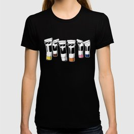 Reservoir Colours (no blood and dark colored t-shirts) T-shirt
