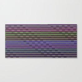Static VIII [Rainbow Drinker] Canvas Print