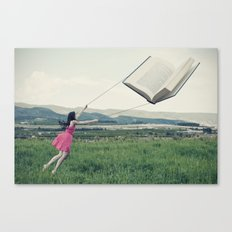 All the beauty of the world Canvas Print
