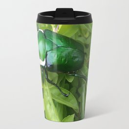 Green on Green Travel Mug