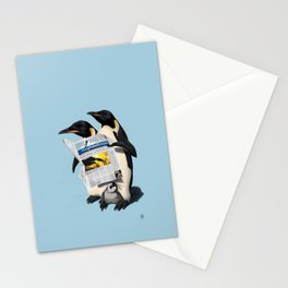 Read All Over (Colour) Stationery Cards