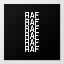 RAF Canvas Print