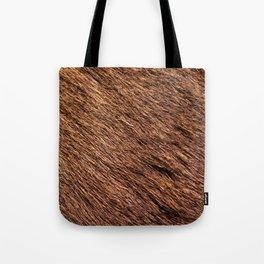 Safari Animal Fur Tote Bag