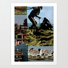 Col7 Art Print