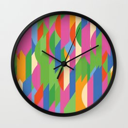 Roving Wall Clock