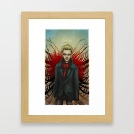 Roman Godfrey Framed Art Print
