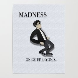 one step beyond... Poster