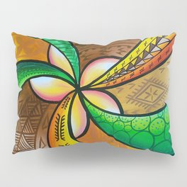 Abstract Pua Pillow Sham