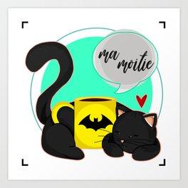 Ma Moitie (Jane + Maximoff) Art Print