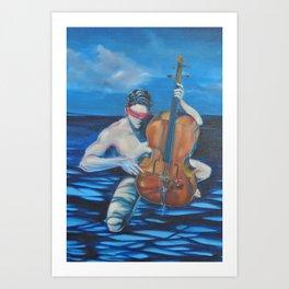 """Virtuoso"" Art Print"