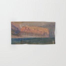 "J.M.W. Turner ""Corsica"" Hand & Bath Towel"
