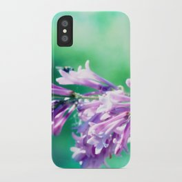 Tribute to a friend iPhone Case