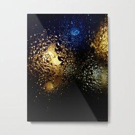 Condensation 62 - Cosmos Metal Print