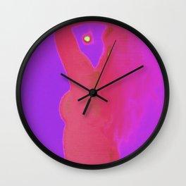 Heat 1111 Wall Clock