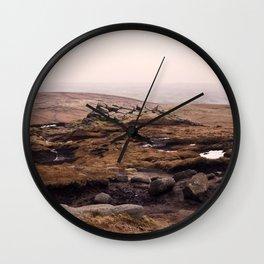 English Winters Wall Clock
