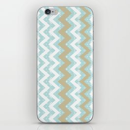 Chevrons and Dots iPhone Skin