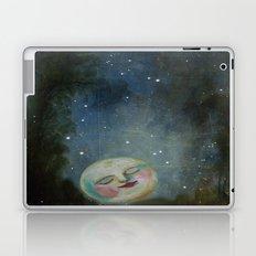 Always Kiss the Moon Goodnight  Laptop & iPad Skin