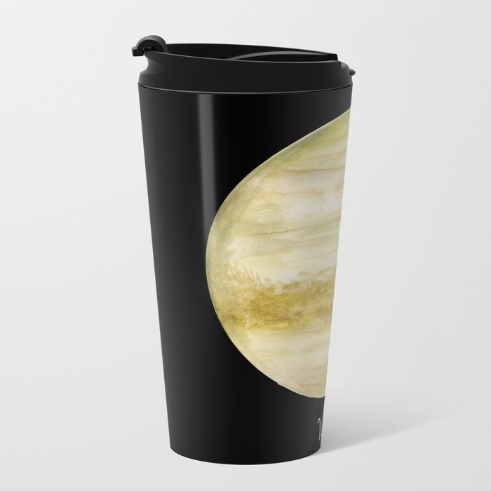 Venus #2 Metal Travel Mug