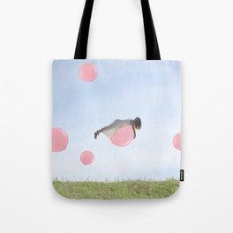 Up & Away . Tote Bag