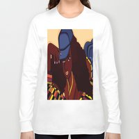 coco Long Sleeve T-shirts featuring Coco by Courtney Ladybug Johnson