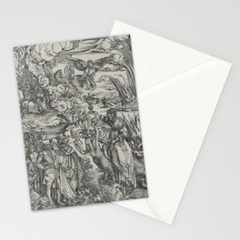 Woman of Babylon Stationery Cards