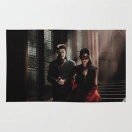 Outlaw Queen - Masquerade Rug