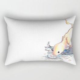 Salamanders Rectangular Pillow