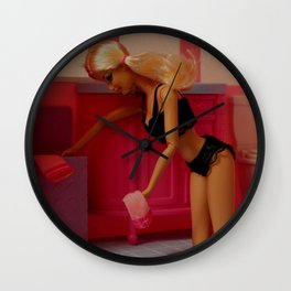 Naughty Bert Wall Clock