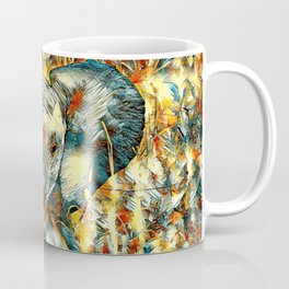AnimalArt_Elephant_20170905_by_JAMColorsSpecial Coffee Mug