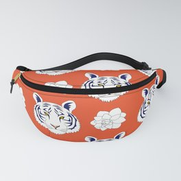 Auburn orange Fanny Pack