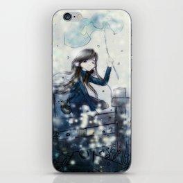 Hotaru iPhone Skin
