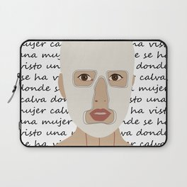 The skin I live in Laptop Sleeve