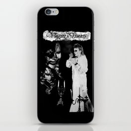 Virgin Prunes Poster iPhone Skin
