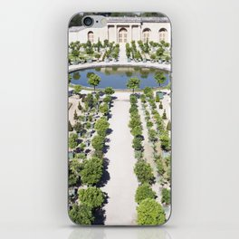 The Orangerie at Versailles iPhone Skin