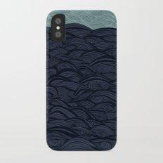 La Mer - Debussy iPhone X Slim Case
