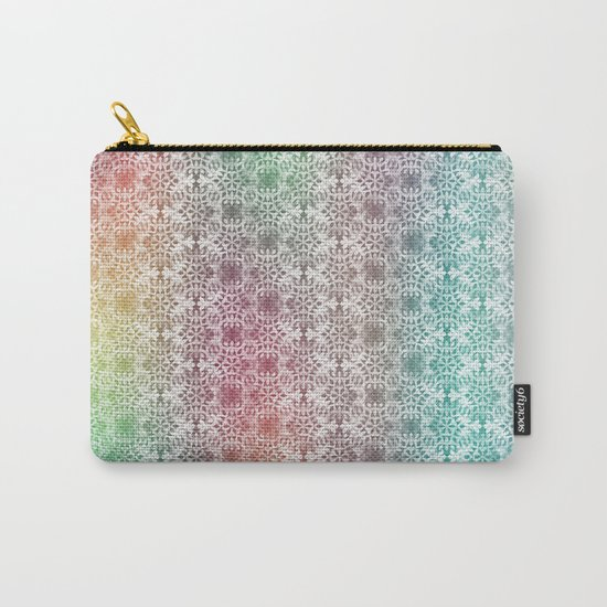 Ornamental Pattern 2 Carry-All Pouch
