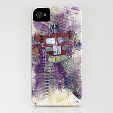 G1 - Optimus Prime iPhone (4, 4s) Slim Case